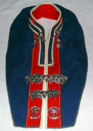 Silbarahka sydd av Kjellaug Isaksen.