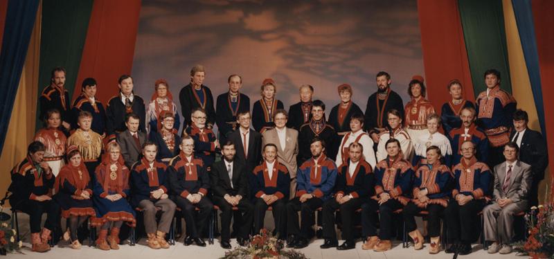 Sametinget 1989-1993