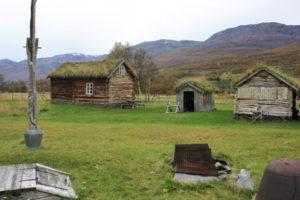 Holmenes sjøsamiske gård. Foto: Torun Olsen