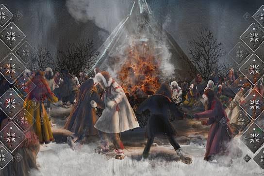 Bilde laget av Inga-Wiktoria Påve.