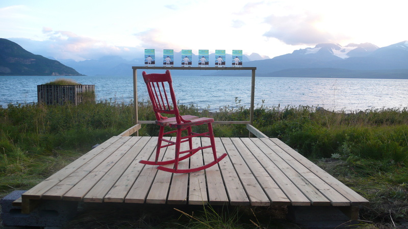 Fra prosjektet kystkvinna. Foto: Odd Sivertsen.