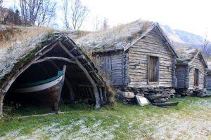 Fjærabuer i Birtavarre. Foto: Torun Olsen.
