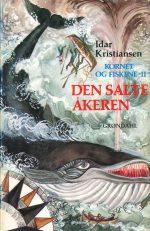 Omslag av den Salte åkeren av Idar Kristiansen.