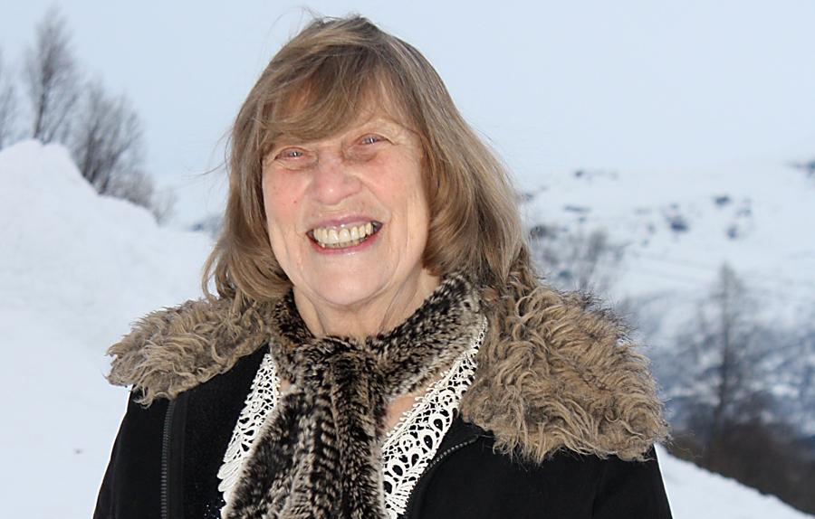 Liv Rundberg.