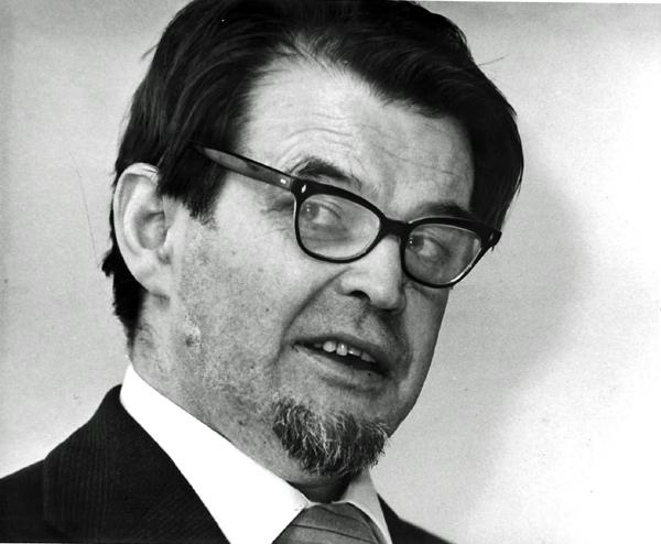 Idar Kristiansen 1981. Foto: Nordlys.
