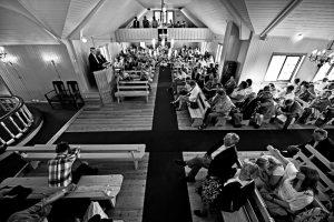 Fra læstadiansk samling. Foto: Ørjan Bertelsen.