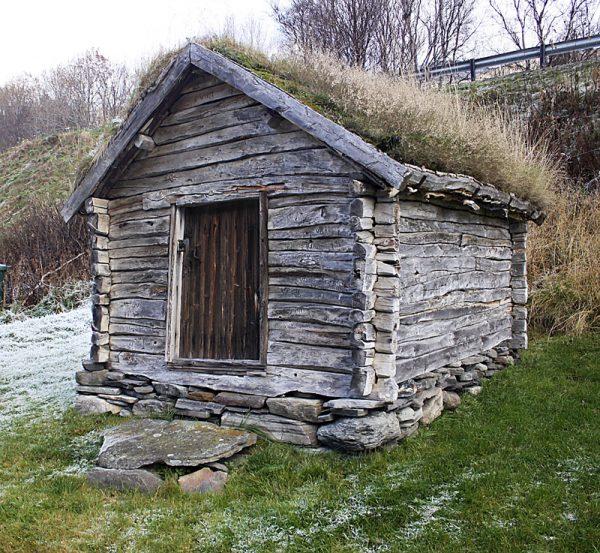 Fjærbue i Birtavarre. Foto: Torun Olsen.