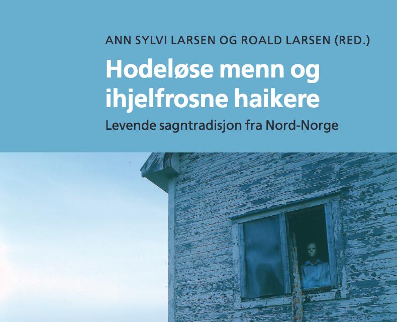 Bilde av boka Hodeløse menn og ihjelfrosne haikere.
