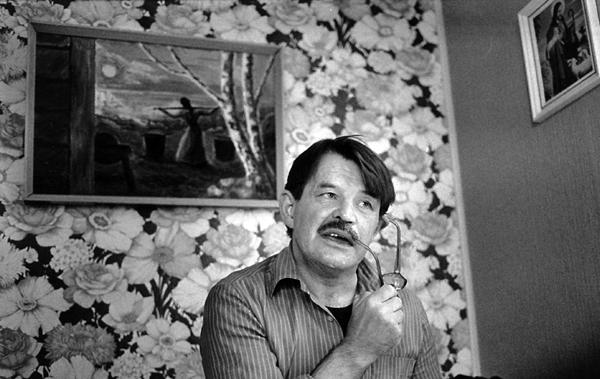 Idar Kristiansen, Olderdalen 1984. Foto: Torgrim Rath Olsen.