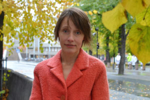 Ingeborg Arvola. Foto: Cappelen Damm