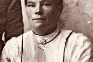 Alette Pedersen. Foto: Nord-Troms museum.