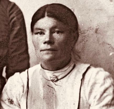 Alette Pedersen.