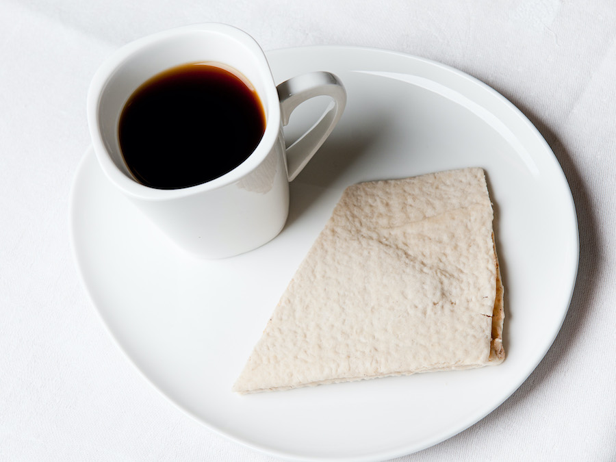 Lefse og kaffe