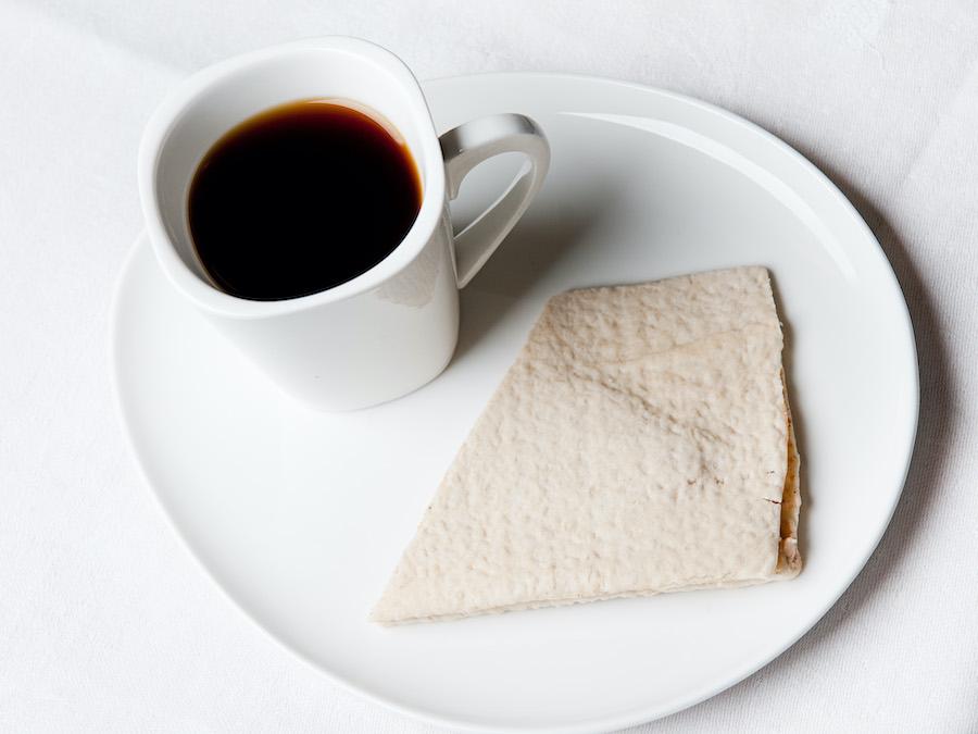 Lefser og kaffe